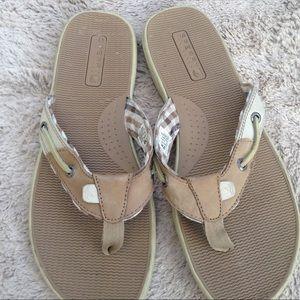 Sperry top sider  slip on sandals